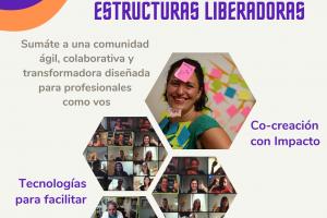 LAB ENTRE COLEGAS 02/02: ESTRUCTURAS LIBERADORAS